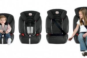 Как устанавливать детское кресло в автомобиль