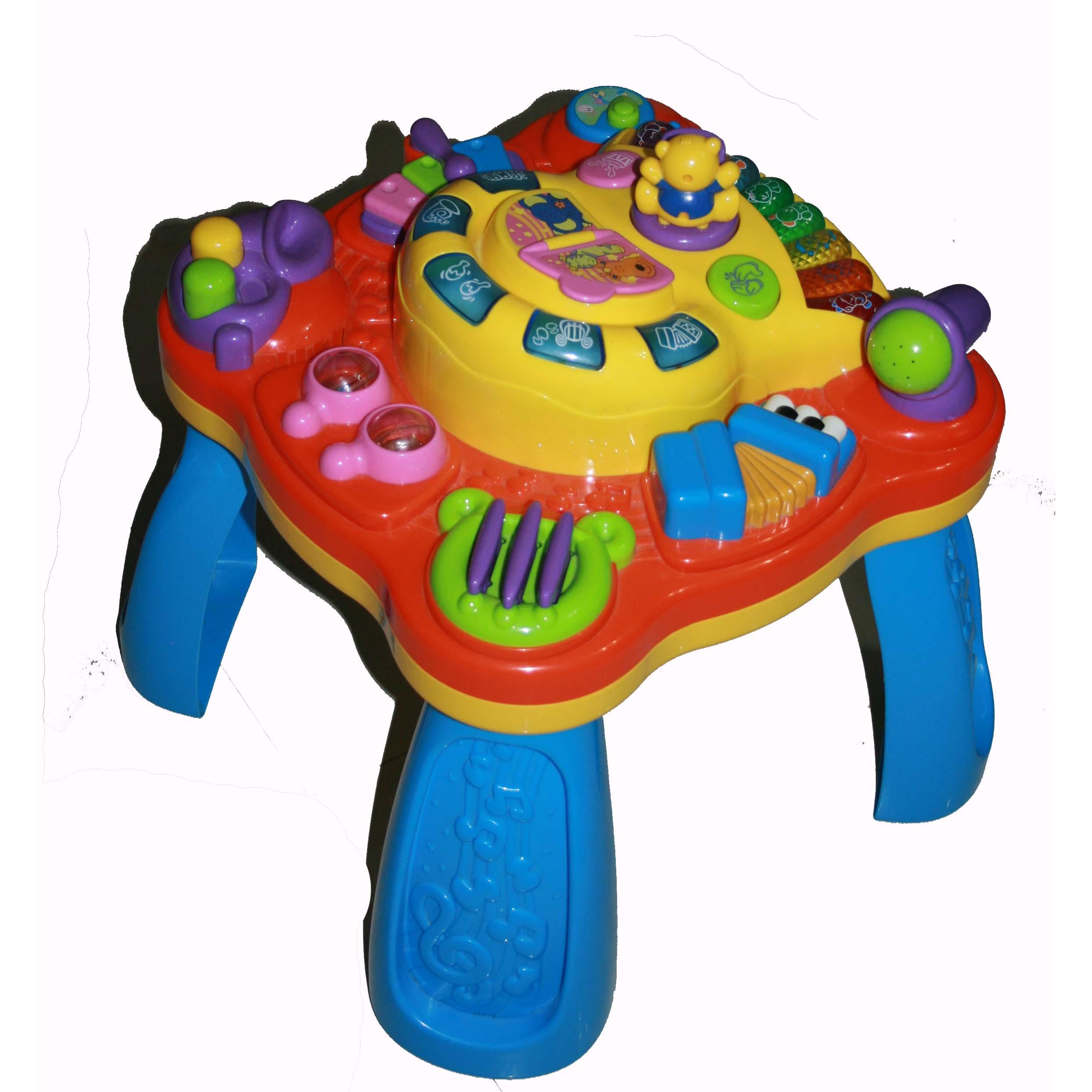 Музыкальный развивающий столик Weina
