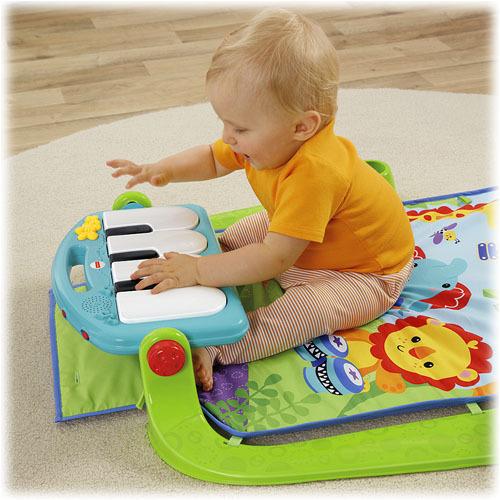 """Развивающий коврик """"Пианино"""""""