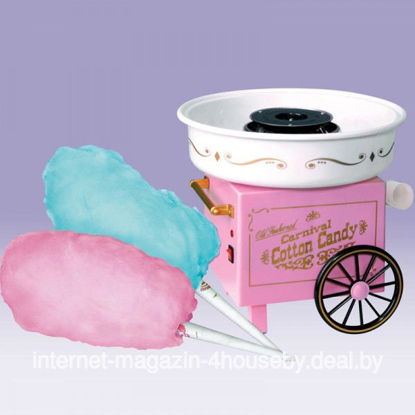 Аппарат для сахарной ваты Carnival - Cotton Candy Maker