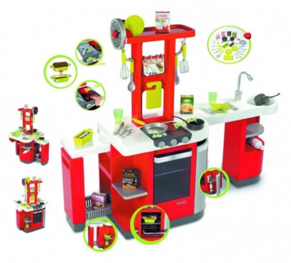 Интерактивная кухня Smoby
