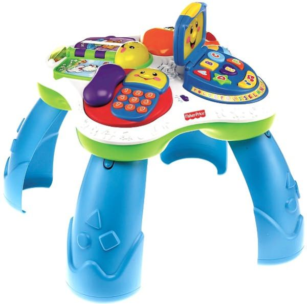 Интерактивный столик Fisher Price