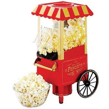 Аппарат для попкорна Ретро
