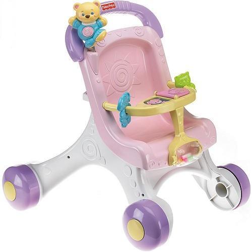 Ходилка-коляска Fisher-Price